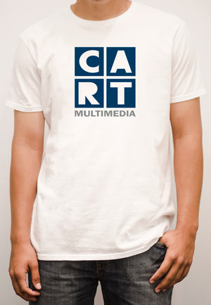 Short sleeve t-shirt - multimedia grey/blue