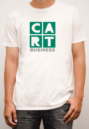 Short sleeve t-shirt - business grey/green