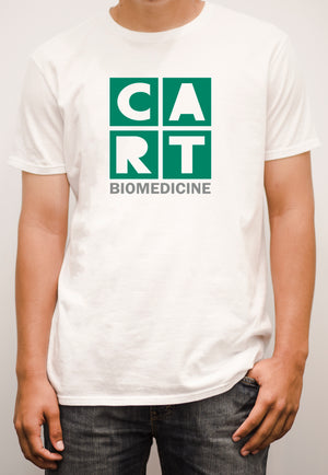 Short sleeve t-shirt - biomedicine
