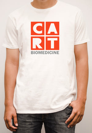 Short sleeve t-shirt - biomedicine grey/red