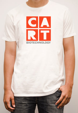 Short sleeve t-shirt - biotechnology grey/red