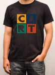 Short sleeve t-shirt - CART logo