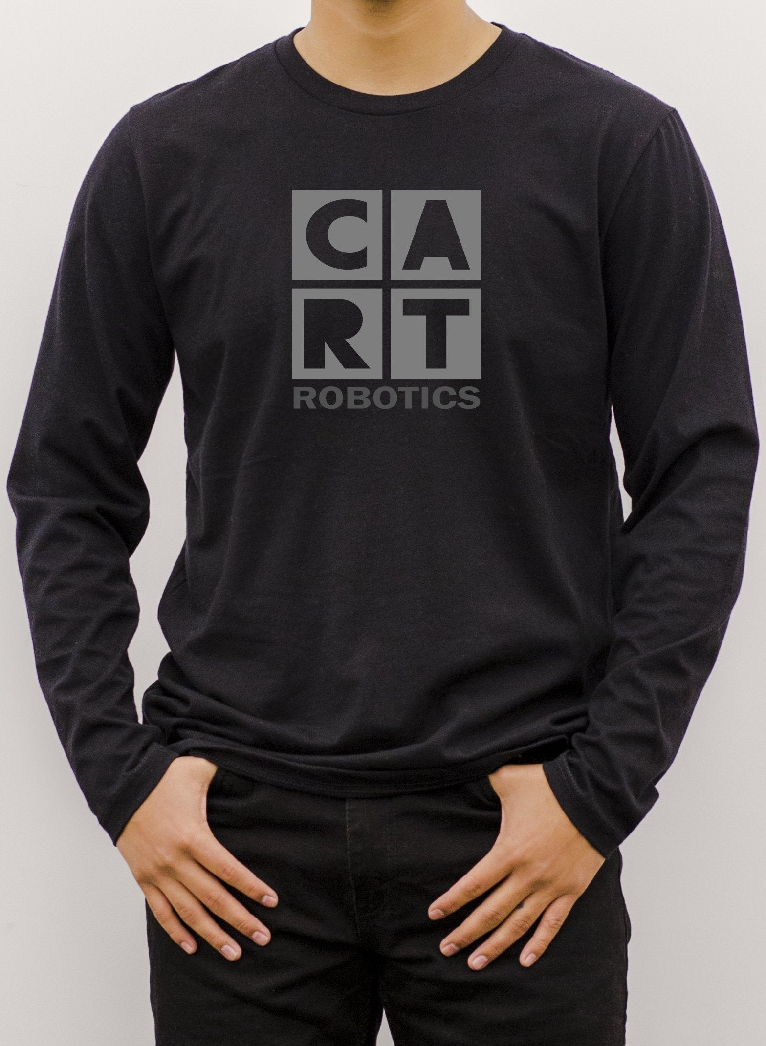 Unisex Long Sleeve T-Shirt - Robotics
