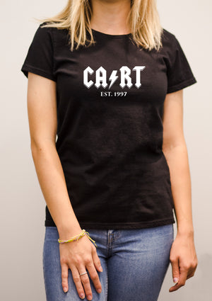 Women's CART Rock - Short Sleeve t-shirt