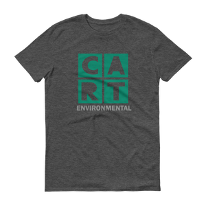 Short sleeve t-shirt - environmental grey/green