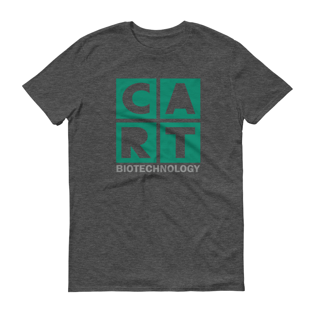Short sleeve t-shirt -  biotechnology grey/green