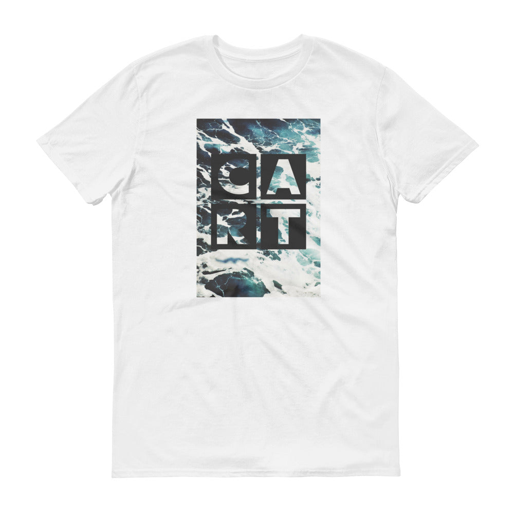 Short-Sleeve T-Shirt - Ocean CART