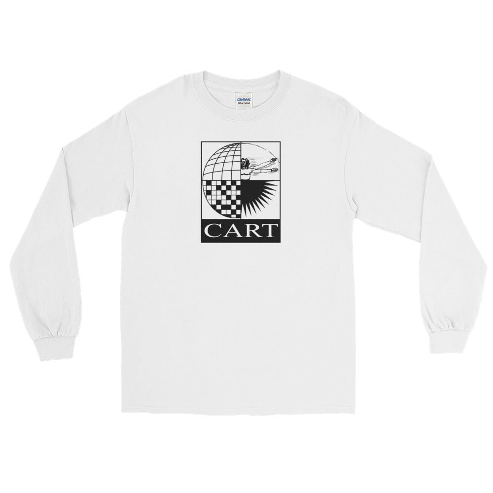 Long Sleeve T-Shirt - Vintage Cart Logo