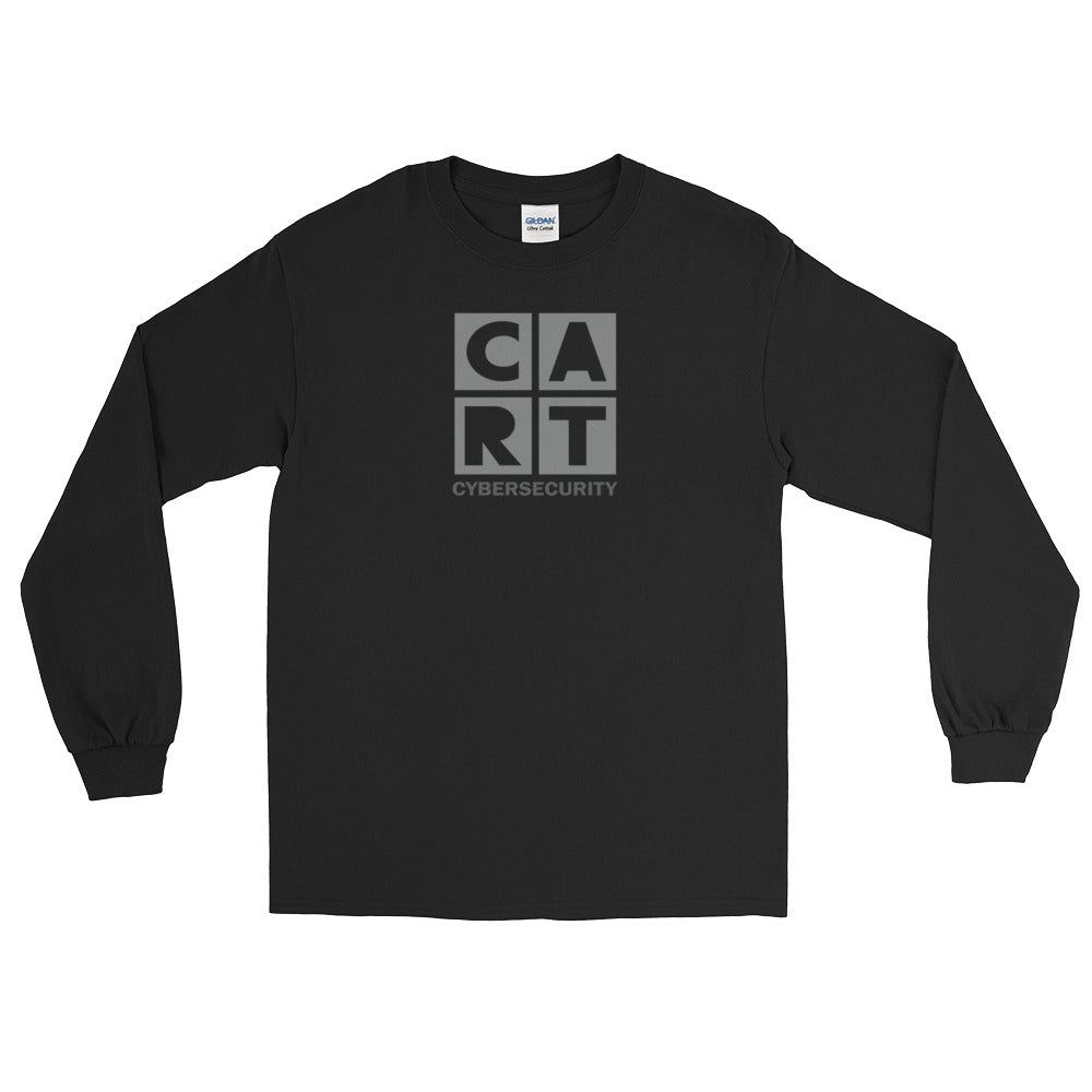 Unisex Long Sleeve T-Shirt - Cybersecurity