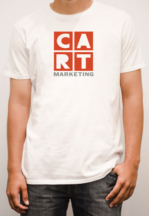 Short sleeve t-shirt - marketing grey/red
