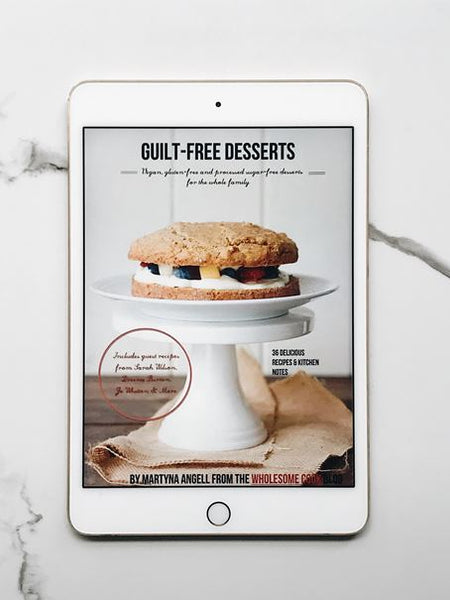 Guilt Free Desserts eBook Martyna Angell