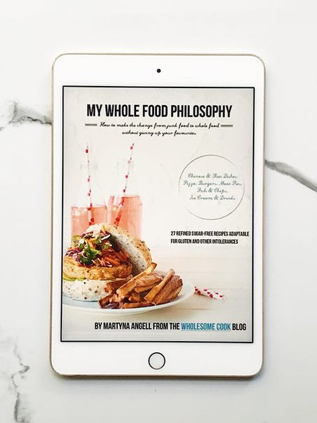 My Whole Food Philosophy eBook Martyna Angell