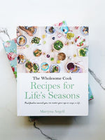Recipes For Life's Seasons Cookbook Martyna Angell
