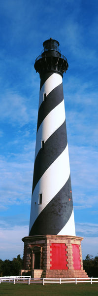 Cape Hatteras Lighthouse, Outer Banks, Buxton, North Carolina, USA