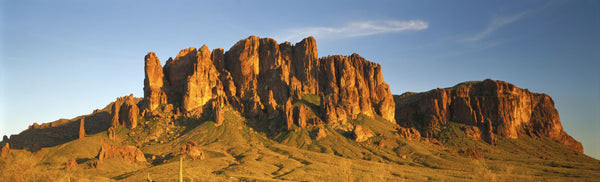 Superstition Mountains, Arizona, USA