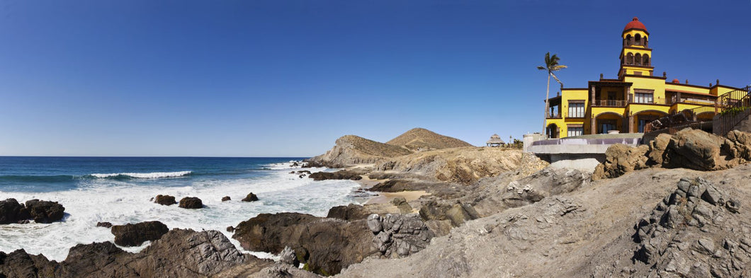 Hacienda Cerritos on the Pacific Ocean, Todos Santos, Baja California Sur, Mexico
