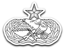 Maintenance Badge Sticker