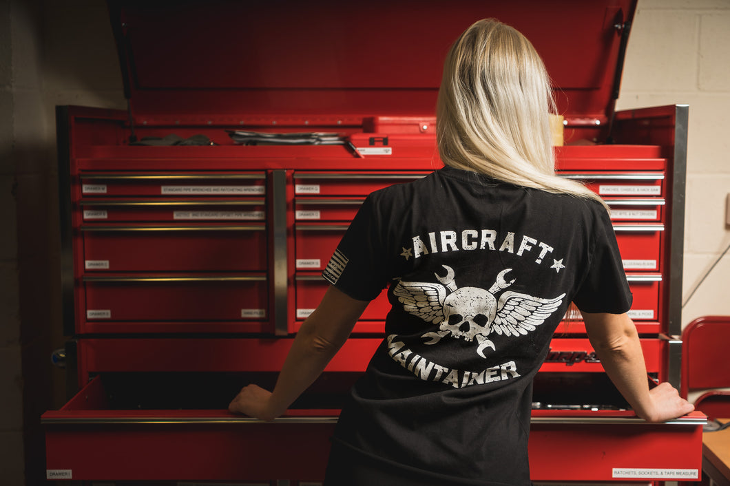 Aircraft Maintainer Tee