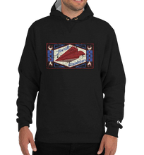 Load image into Gallery viewer, Paper Plane Champion Hoodie