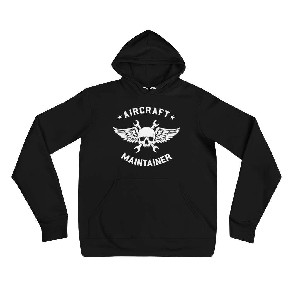 Aircraft Maintainer Hoodie