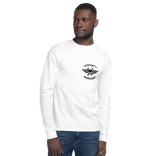 "Load image into Gallery viewer, ""Slowly Dying to Keep Them Flying"" Long Sleeve Tee"