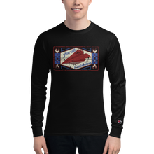 Load image into Gallery viewer, Paper Plane Champion Long Sleeve Tee