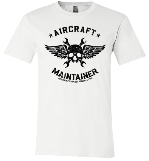 Original Aircraft Maintainer Tee