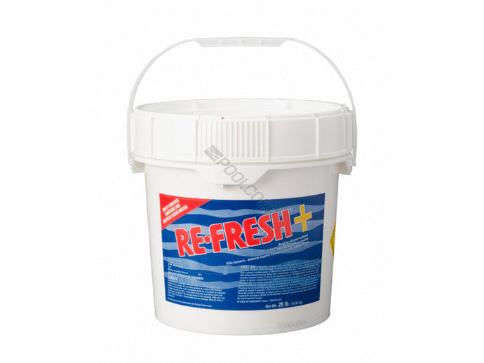 25# - Pool Shock - 73% Calcium Hypochlorite
