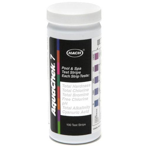 Aqua Check - 7 in 1 Test Strips