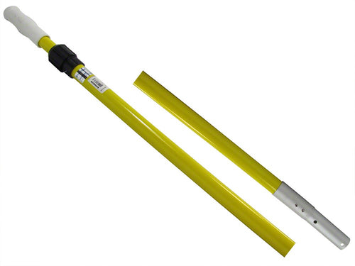 8' to 16' Pole - Fiberglass - Telescopic Pole - Outer Locking - Professional Pole