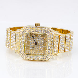 DYCKMAN WATCH (SMALL) - GOLD
