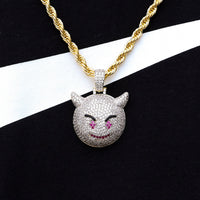 DEMON TIME PENDANT
