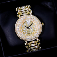 UZI WATCH - GOLD