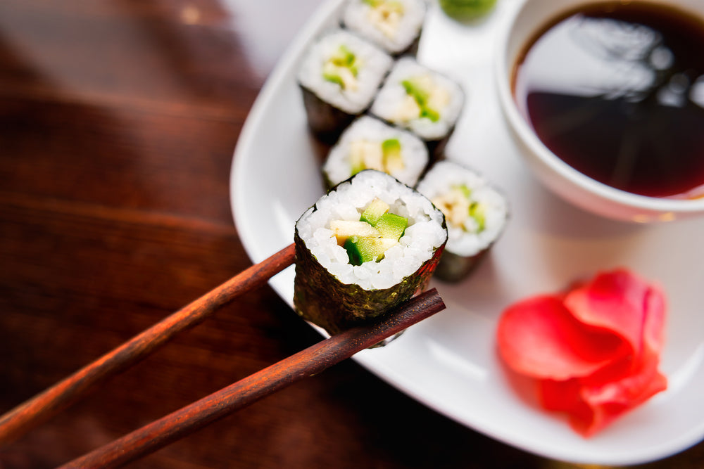 Late Concept - Making sushi at home was never this easy!