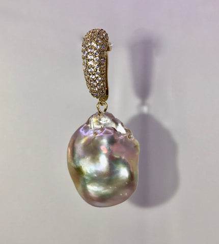 Floating Pearl Brooches...And Pearl Enhanchers!