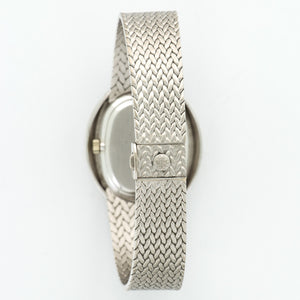 Patek Philippe Vintage 4288 18k WG  Excellent Unisex 18k WG Silver 30mm X 33.7mm Manual 1970s White Gold Bracelet (175mm) N/A