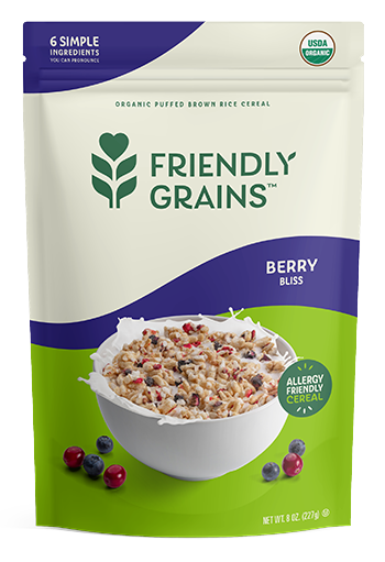 Friendly Grains - Cereal - Berry Bliss