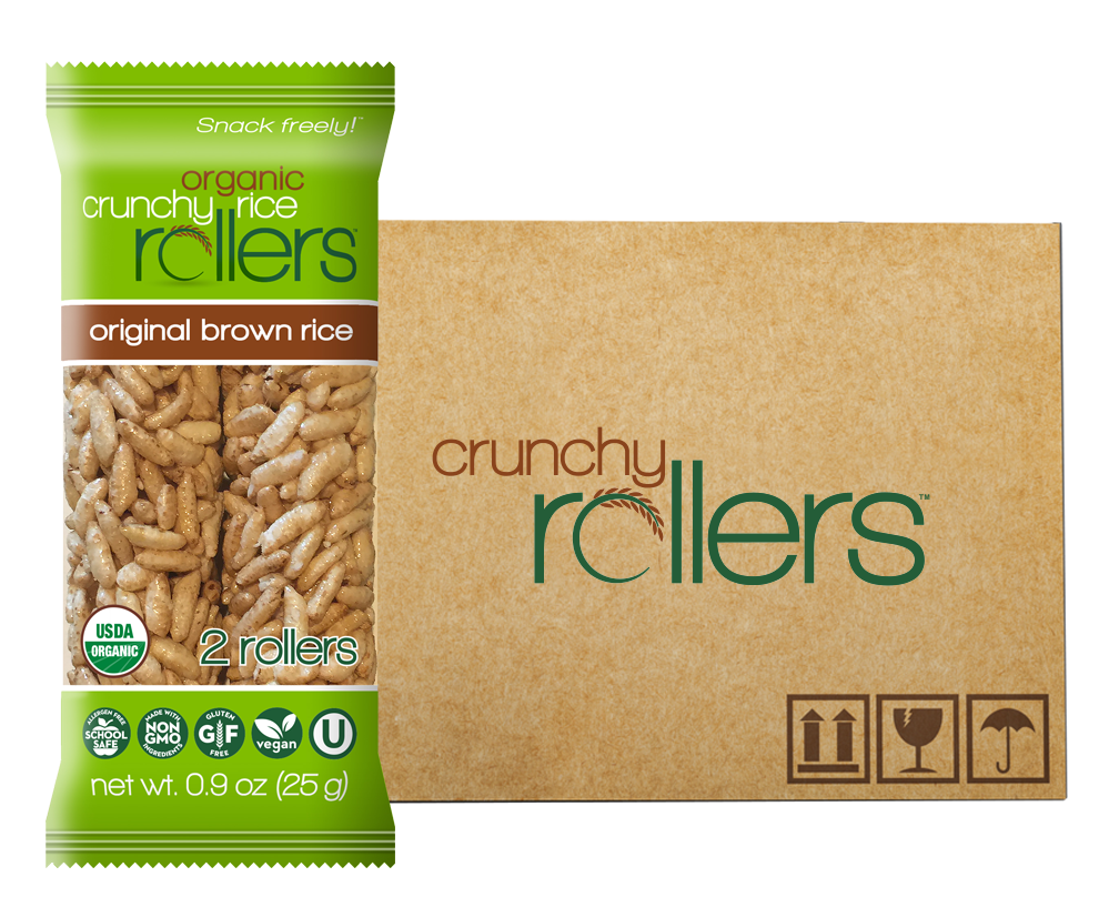 Original Brown Rice Grab-N-Go 100 Count Box