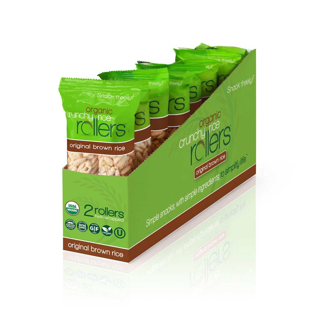 Original Brown Rice  Grab-N-Go Case 8ct