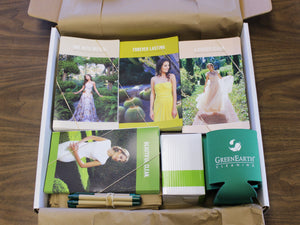GreenEarth Annual Marketing Kit