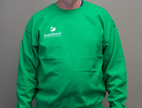 Sweatshirt Irish Green