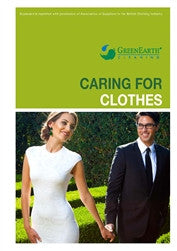 Caring For Clothes- International Guide