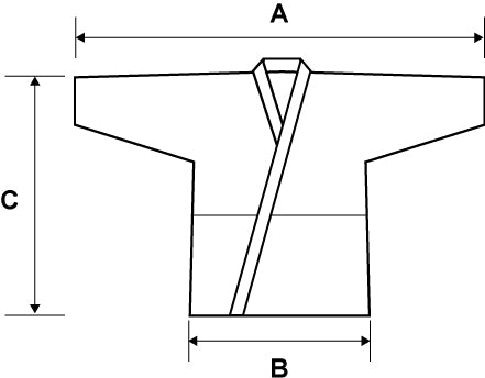 Sizing Chart - How to choose right Aikido Gi, Hakama and Pants