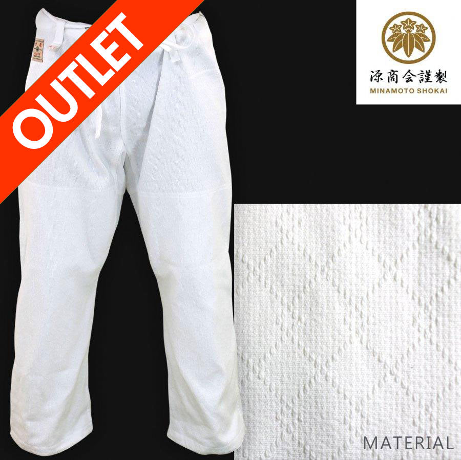 "[Outlet] ""TENMA"" Premium Aikido Pants - Size #6 (Only 1 Left)"