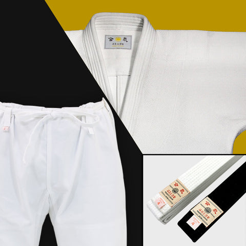 Double Layered Gi Dx & Standard Pants Set