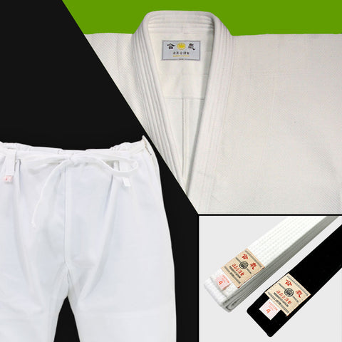 Single Layered Gi Dx & Standard Pants Set