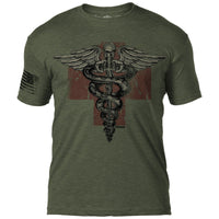 MEDIC VINTAGE STYLE T-SHIRT