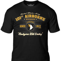 Check out this US Army 101ST Airborne Division t-shirt by 7.62 Design.  Free Shipping in the USA.