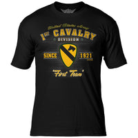 US ARMY 1ST CAVALRY DIVISION T-SHIRT