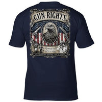 GUN RIGHTS PREMIUM COTTON T-SHIRT